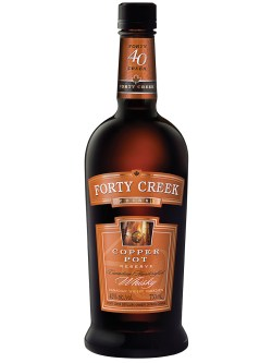 Forty Creek Copper Pot Reserve Whisky