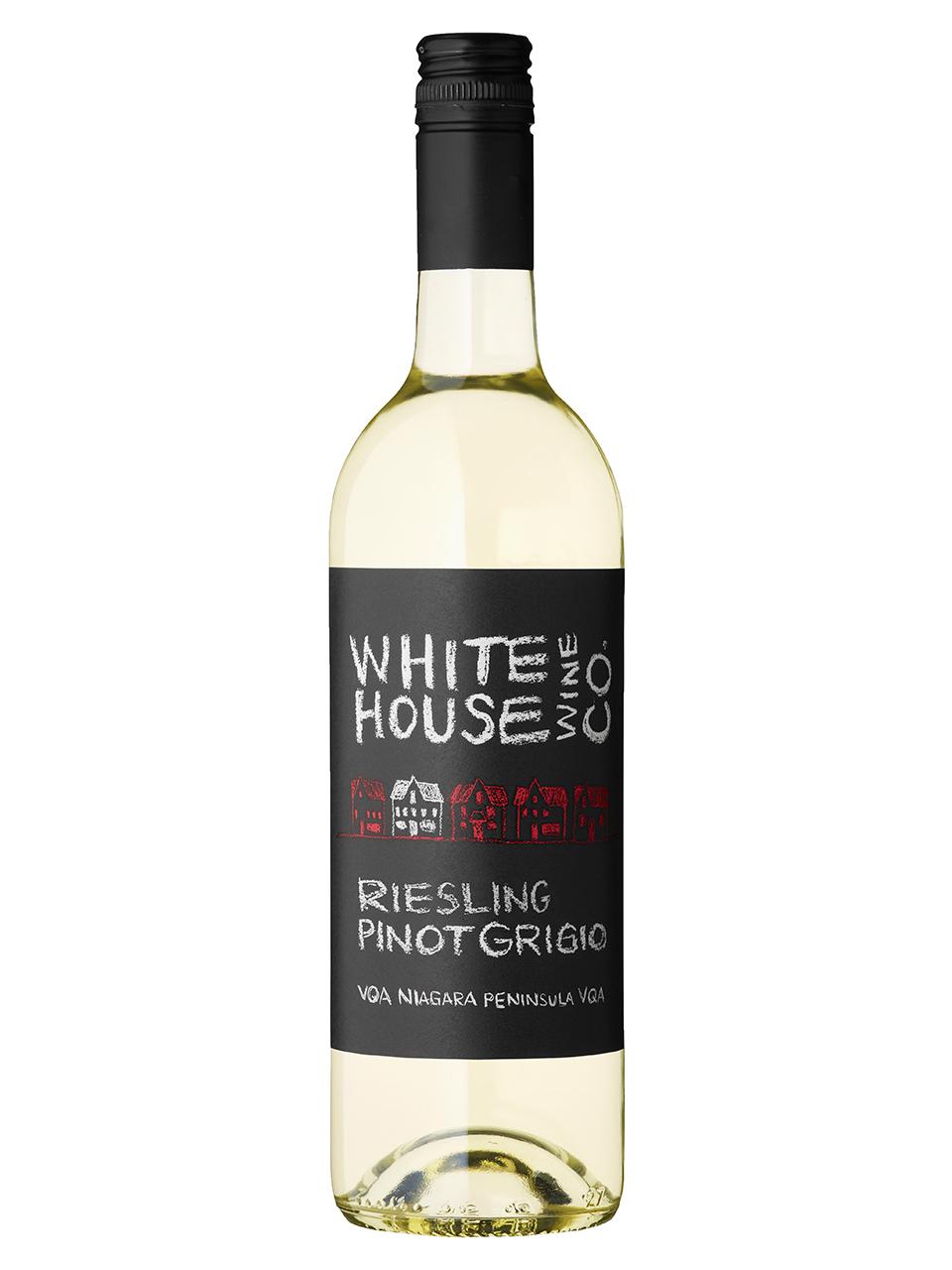 White House Wine Company Riesling Pinot Grigio VQA