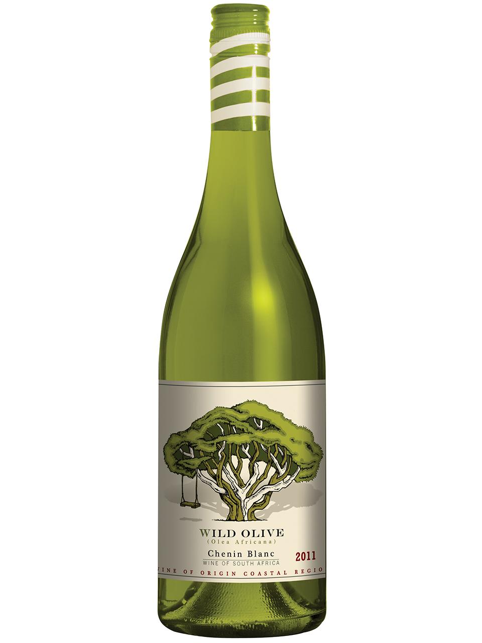 The Wild Olive Old Vines Chenin Blanc