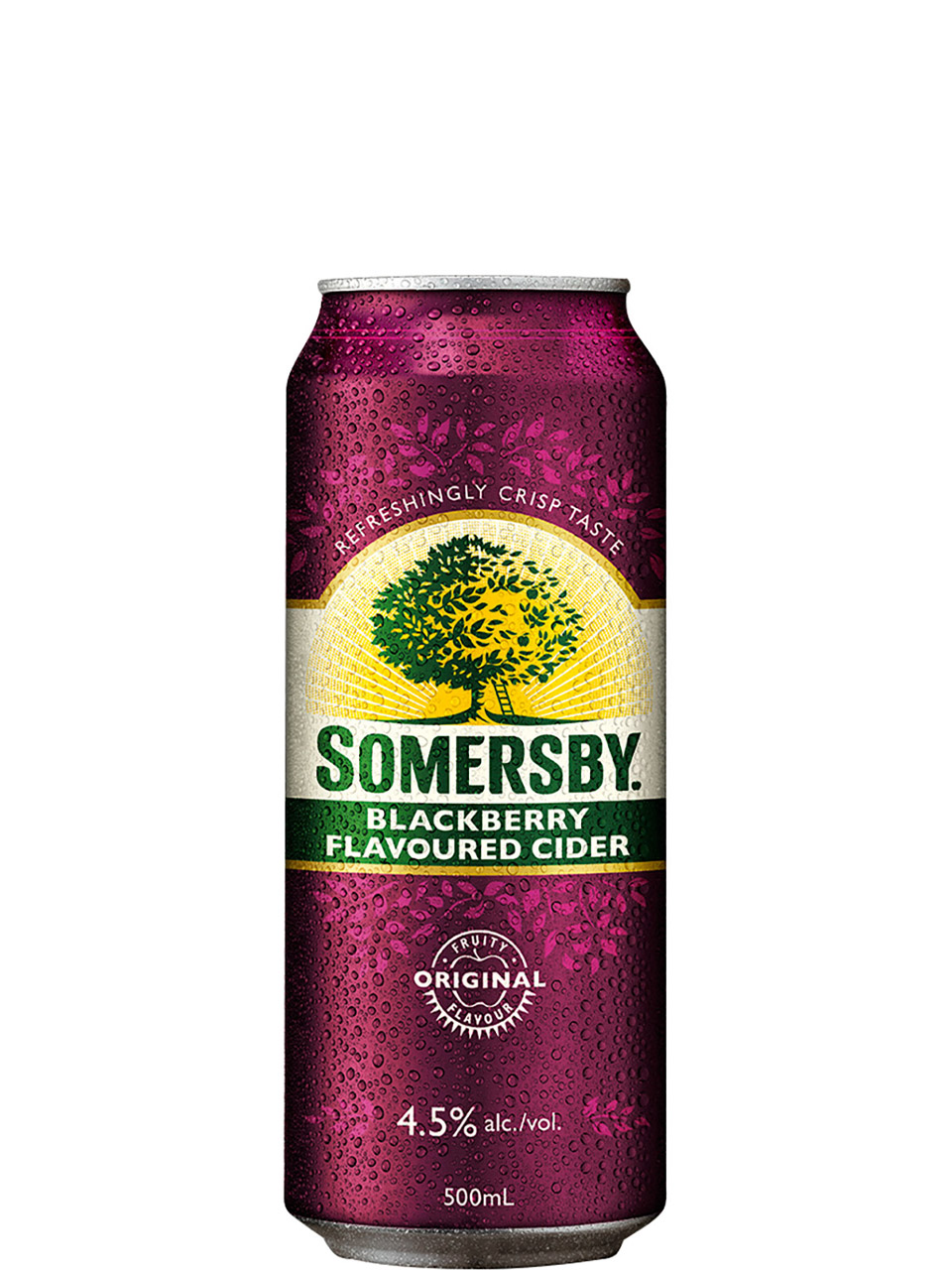 Somersby Blackberry Cider