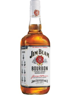 Jim Beam White Bourbon