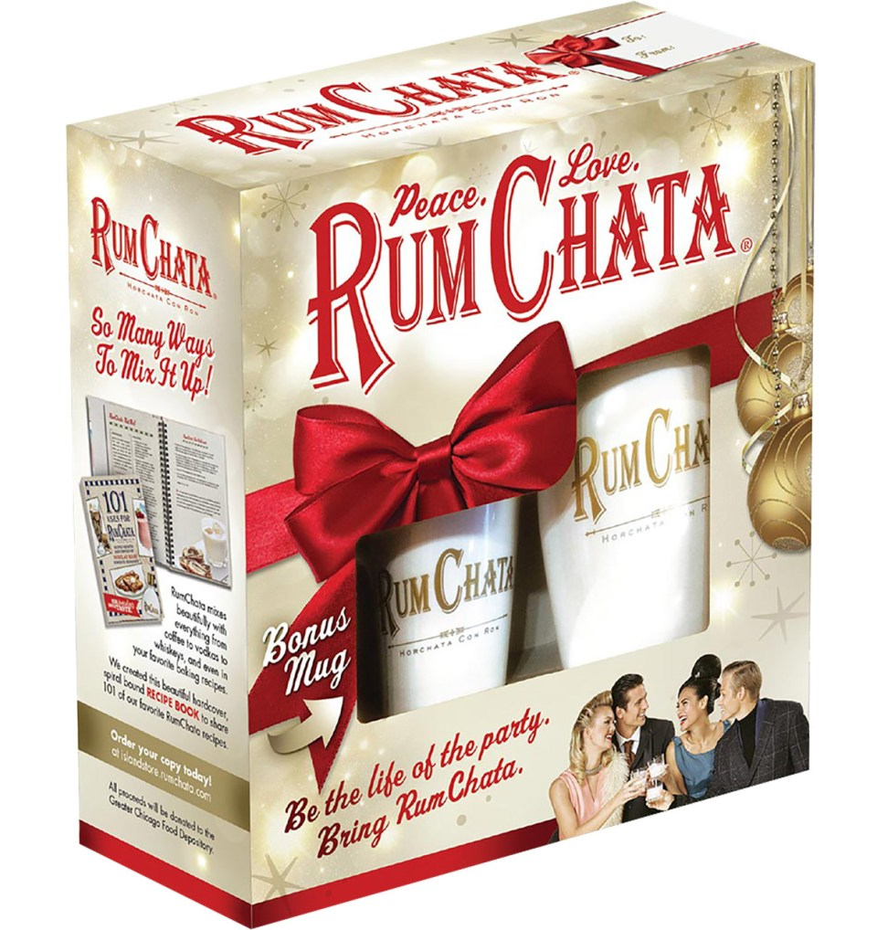 RumChata Shot-A-Chata Gift Pack