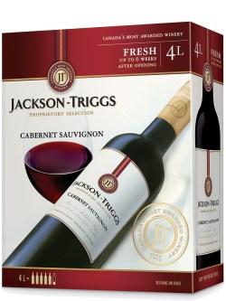 Jackson Triggs PS Cabernet Sauvignon