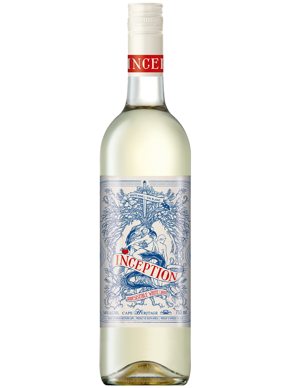 Inception Irresistible White Blend