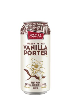 Mill St. Vanilla Porter Draught 440ml Can
