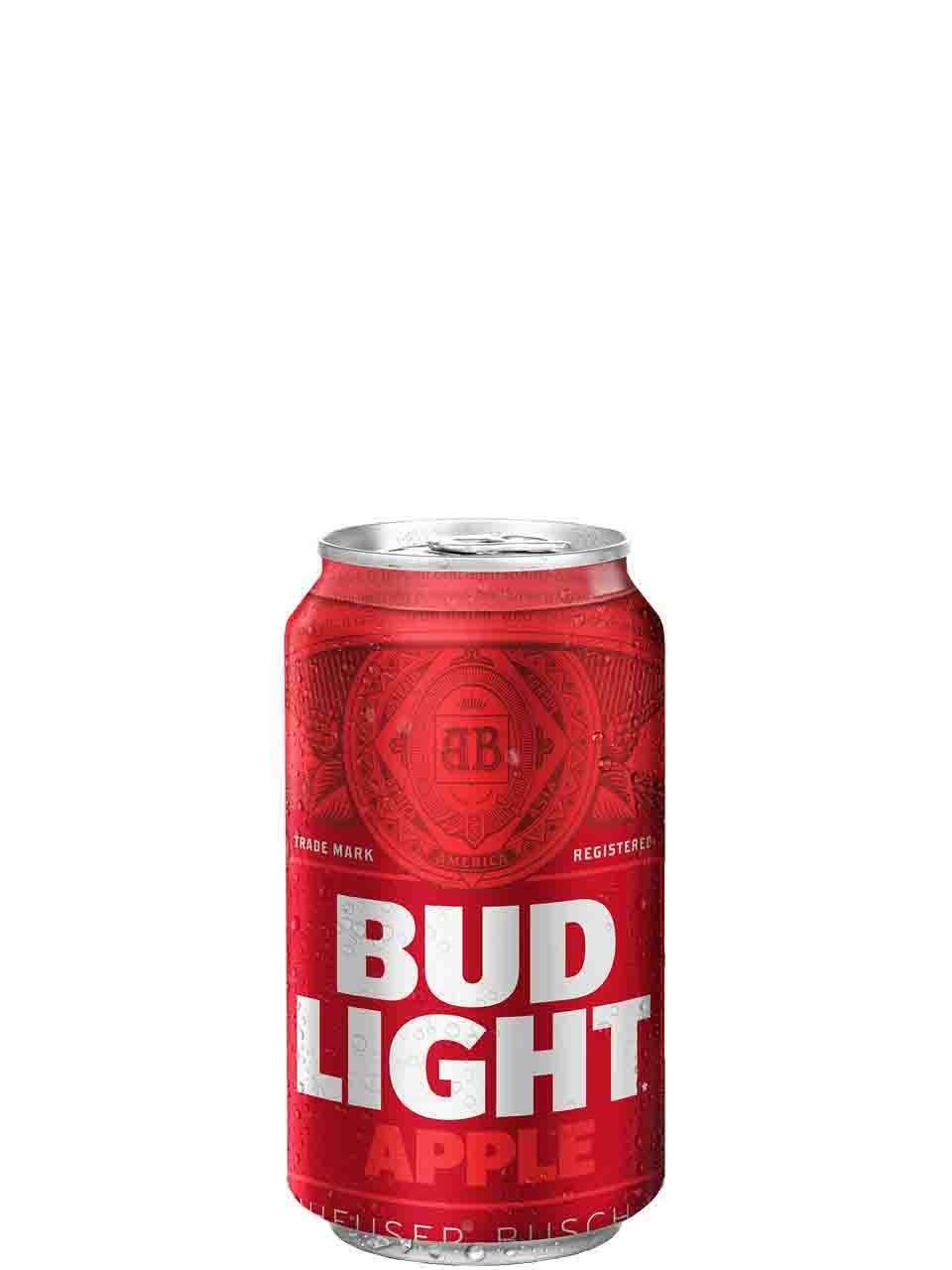 Bud Light Apple 8pk Cans