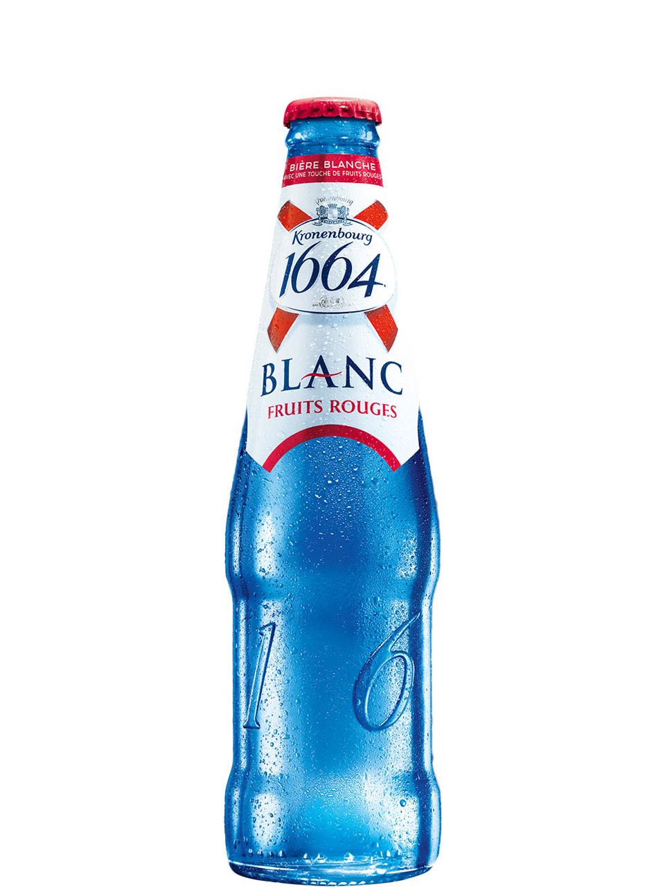 Kronenbourg 1664 Blanc Fruits Rouges 6pk Bottles