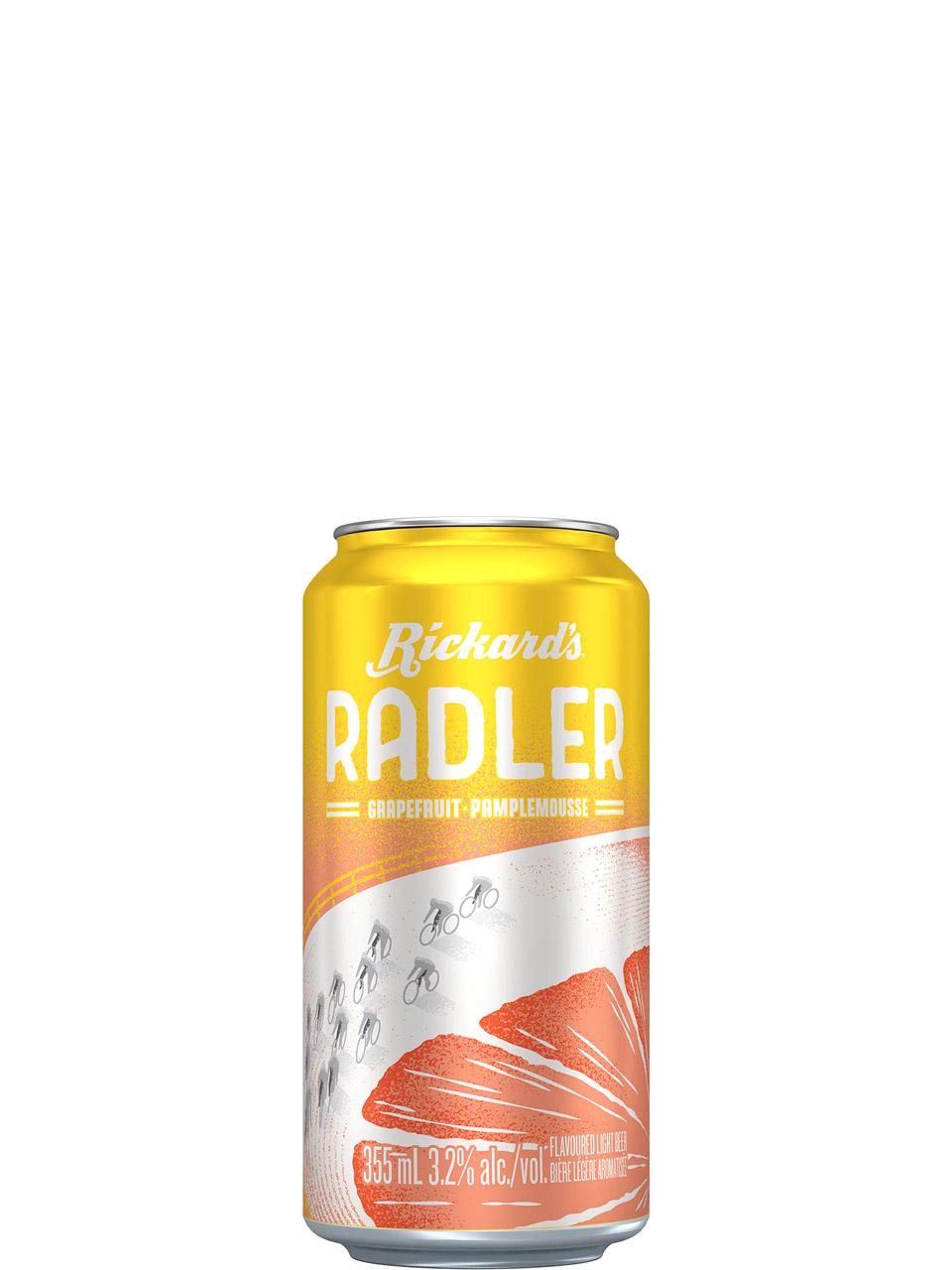 Rickard's Radler 6 Pack Cans