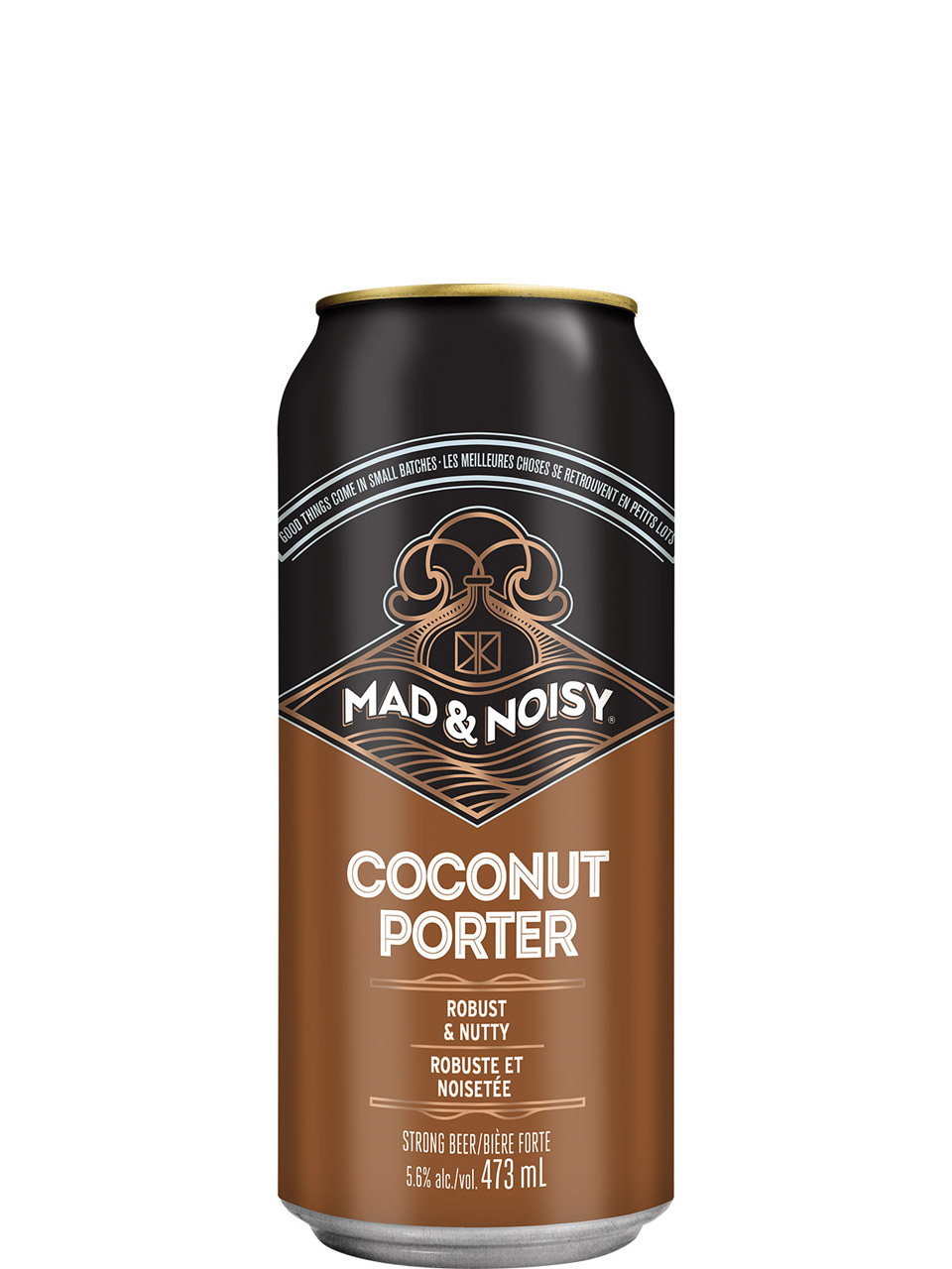 Creemore Springs Mad & Noisy Coconut Porter 473ml
