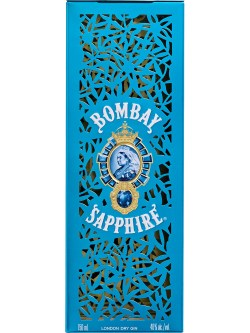 Bombay Sapphire Gin with Gift Tin