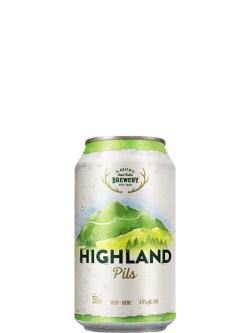Alexander Keith's Highland Pilsner 6 Pack Cans