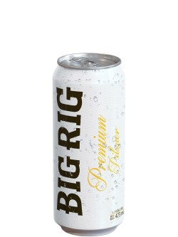 Big Rig Premium Pilsner 473ml Can