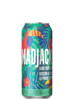 Mad Jack Tropical Punch 473ml Can