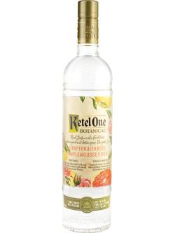 Ketel One Botanical Grapefruit & Rose Vodka