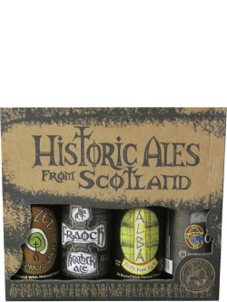 Williams Bros. Historic Scottish Ales Mix 4pk Btls