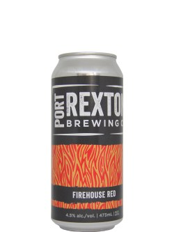 Port Rexton Firehouse Red Ale 473ml Can