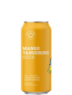 Collective Arts Mango/Tangerine Sour 473ml Can