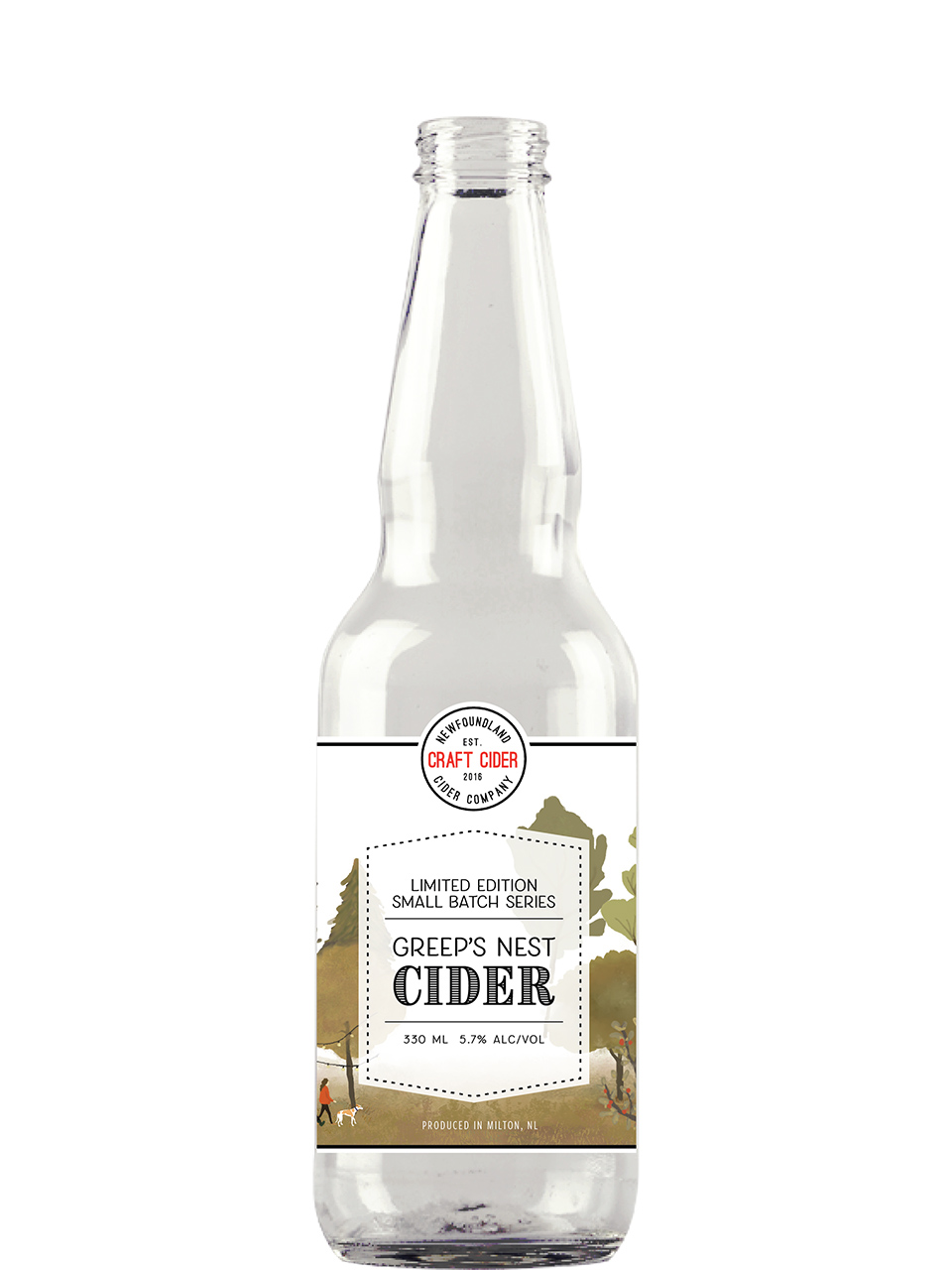 NL Cider Co Greeps Nest Cider