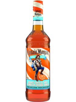 Captain Morgan Orange Vanilla Twist Rum
