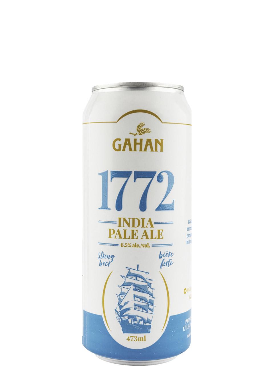 Gahan 1772 IPA 473ml Can
