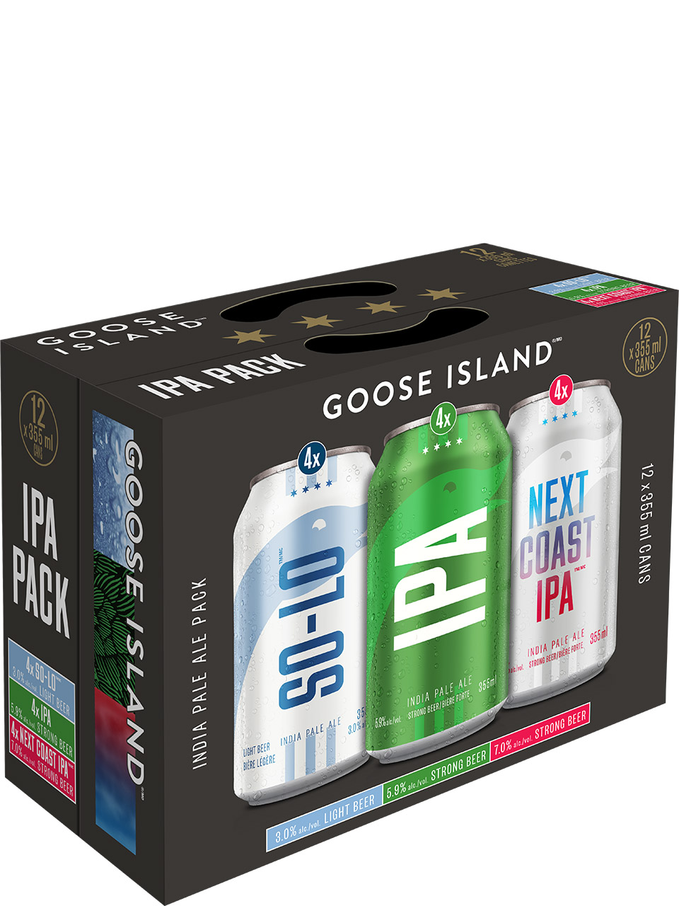 Goose Island IPA Mix Pack 12pk Cans