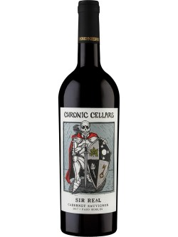 Chronic Cellars Sir Real Cabernet Sauvignon