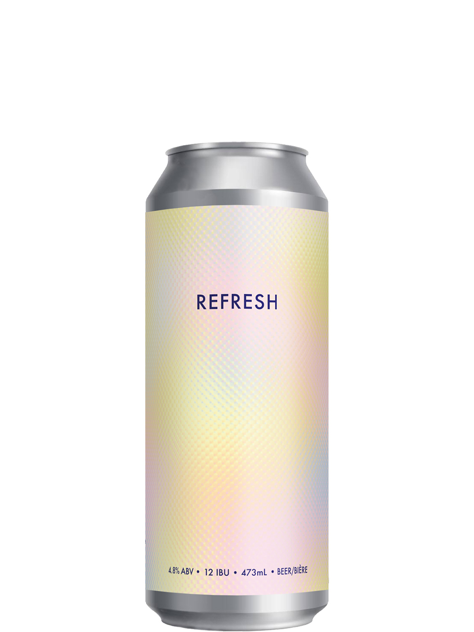 2 Crows Refresh Dry Hopped Lager 473ml Can