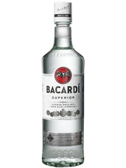 Bacardi Superior Rum PET