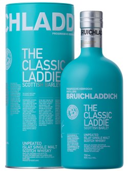 Bruichladdich The Classic Laddie SingleMalt Scotch
