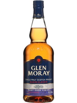 Glen Moray Classic Port Cask Finish Scotch Whisky