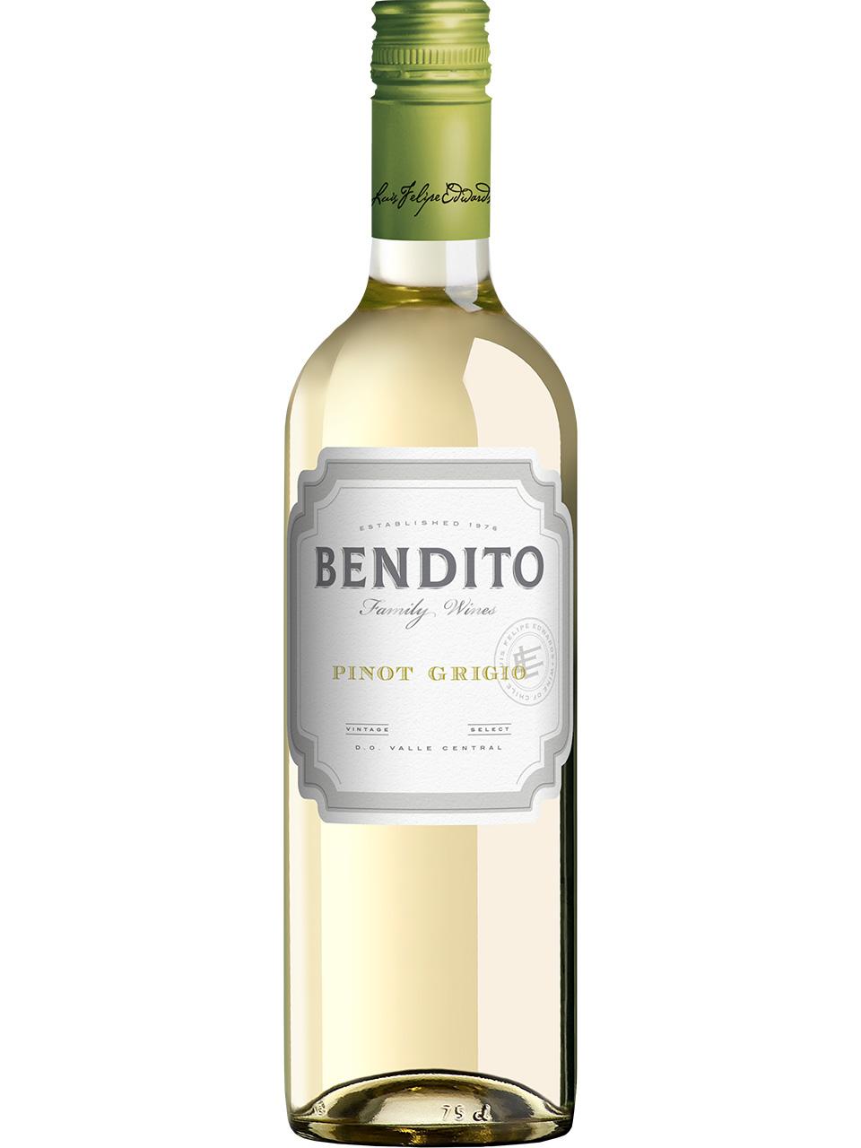 Bendito Classic Pinot Grigio