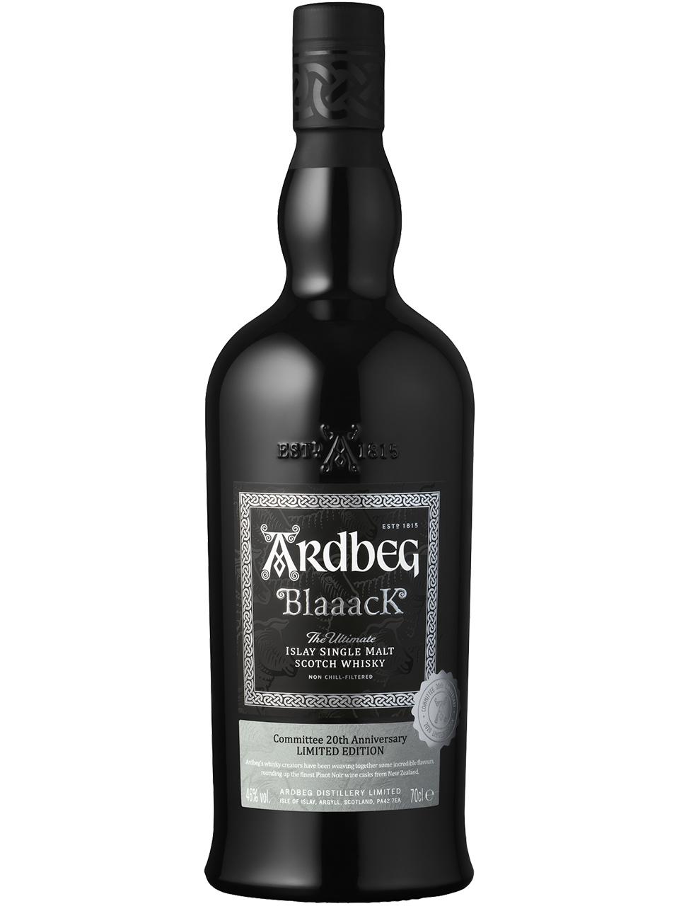Ardbeg Blaaack Regular Release