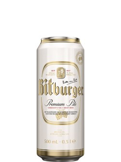 Bitburger Premium 500ml Can