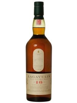 Lagavulin 16 YO Islay Single Malt Scotch Whisky