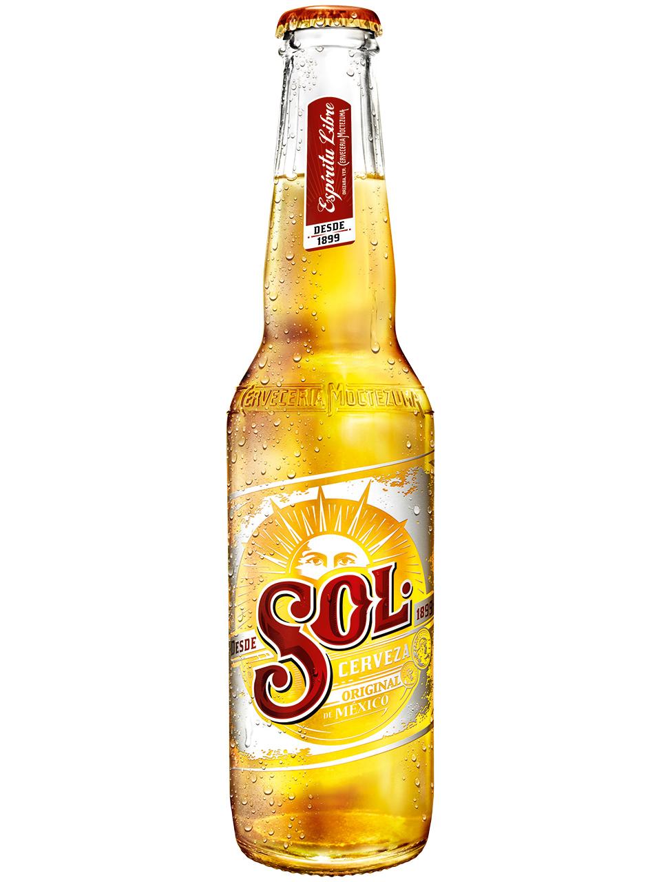 Sol Beer Bottles 6pk