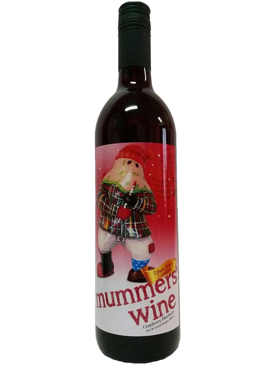 Auk Island Mummers' Wine
