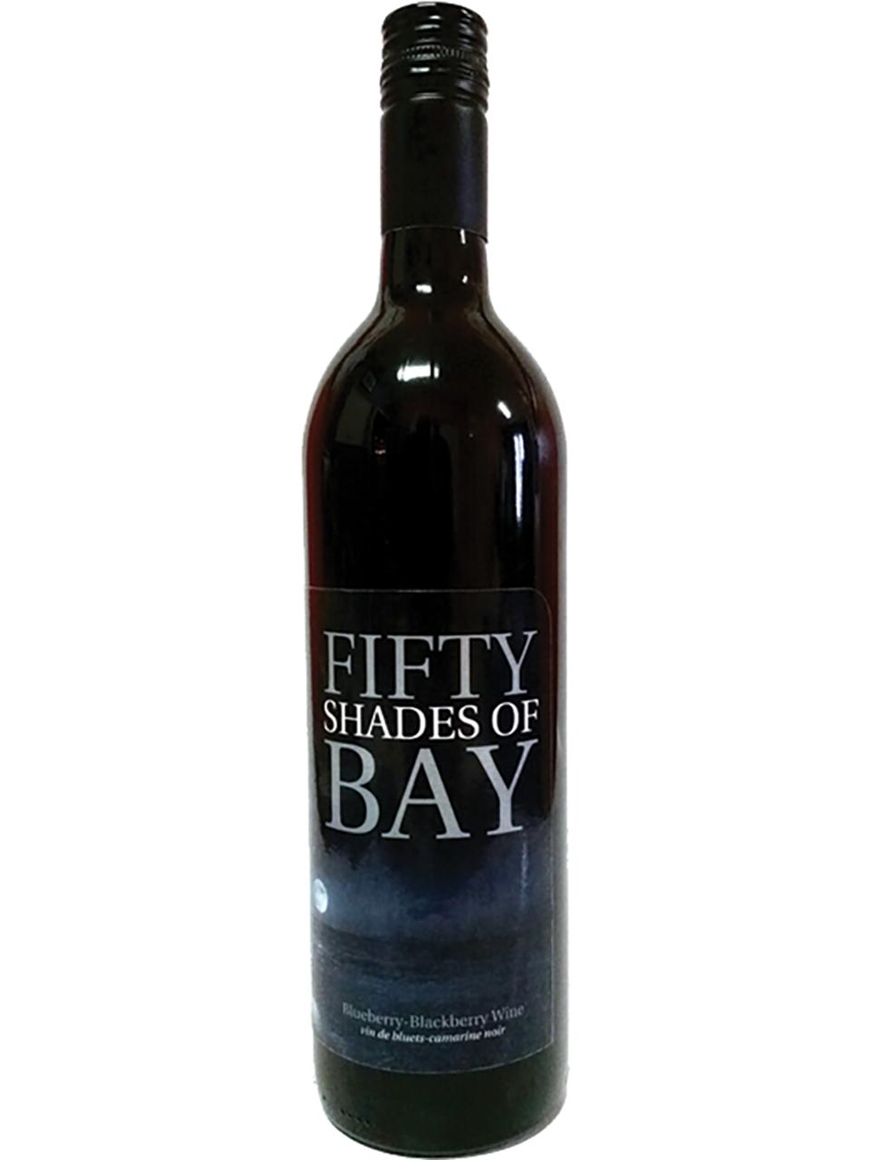 Fifty Shades of Bay