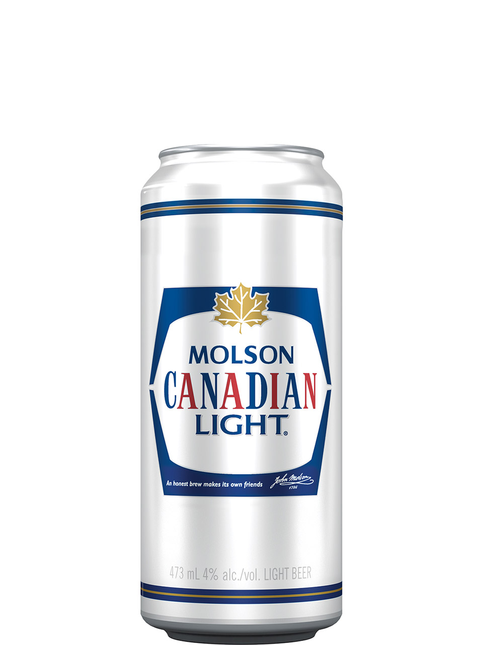 Molson Canadian Light 473ml Can