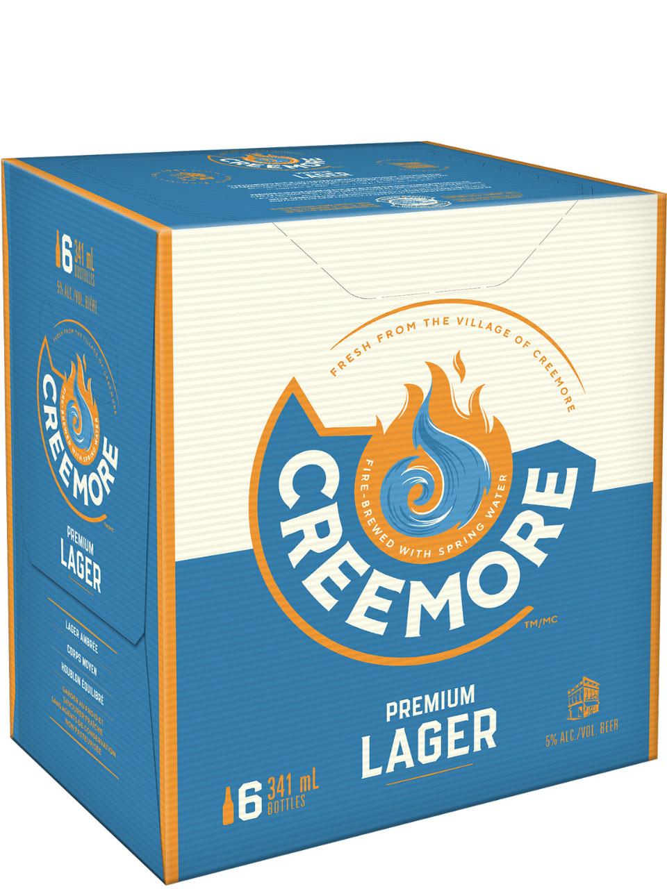 Creemore Springs Premium Lager 6 Pack Bottles