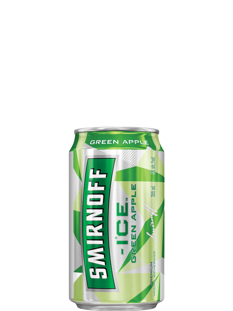 Smirnoff Ice Green Apple 6 Pack Cans