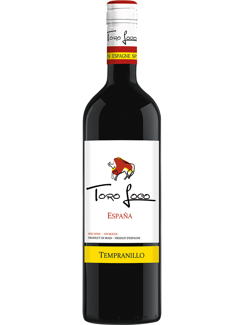 Toro Loco Tempranillo