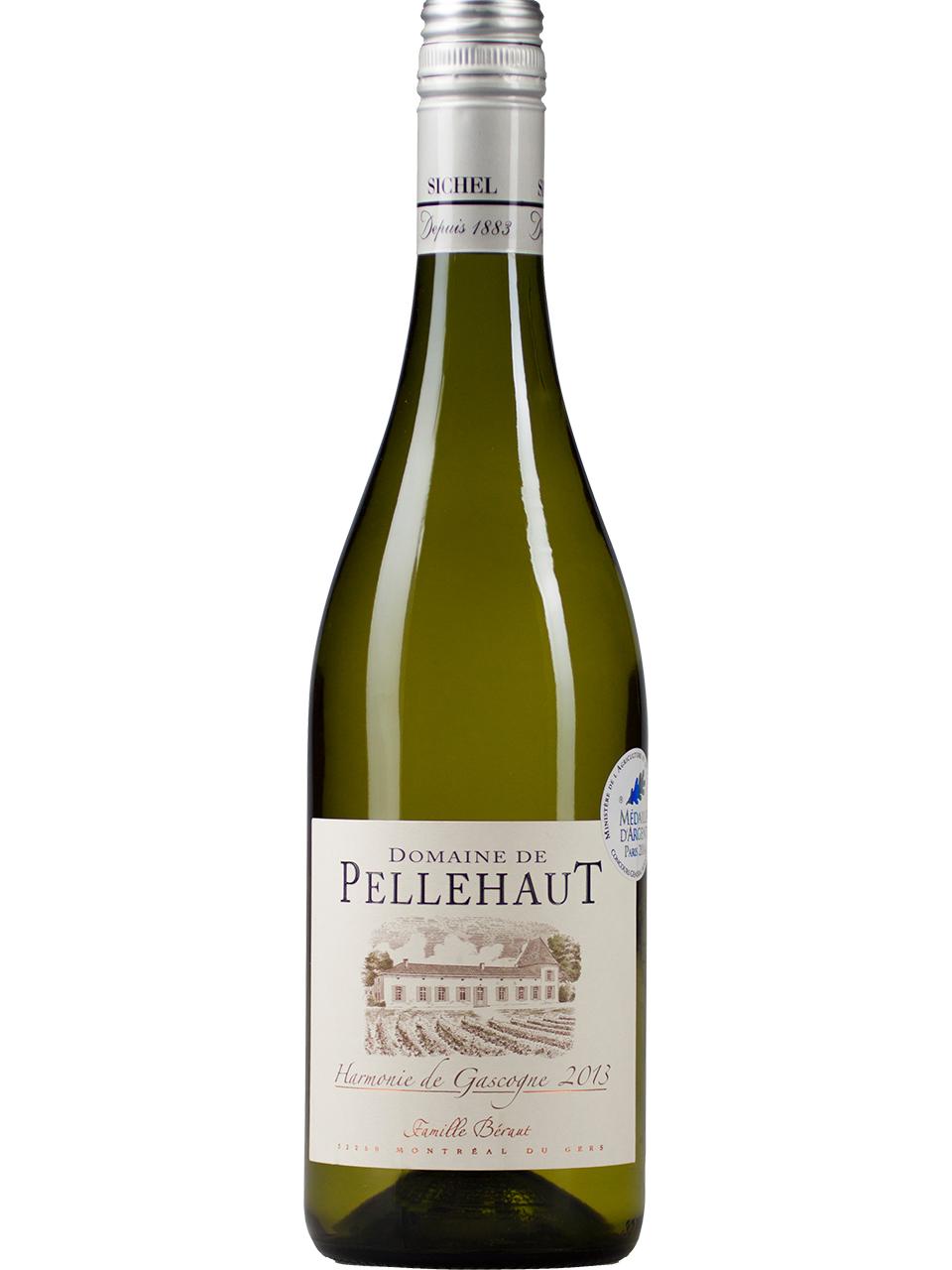 Domaine de Pellehaut Harmonie Blanc