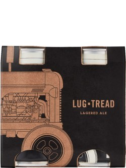 Beau's Lug Tread Lagered Ale 4 Pack Cans