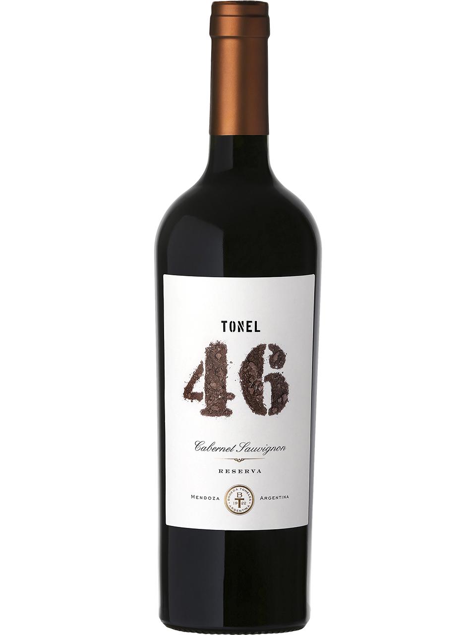 Bodega Toneles Tonel 46 Cabernet Sauvignon