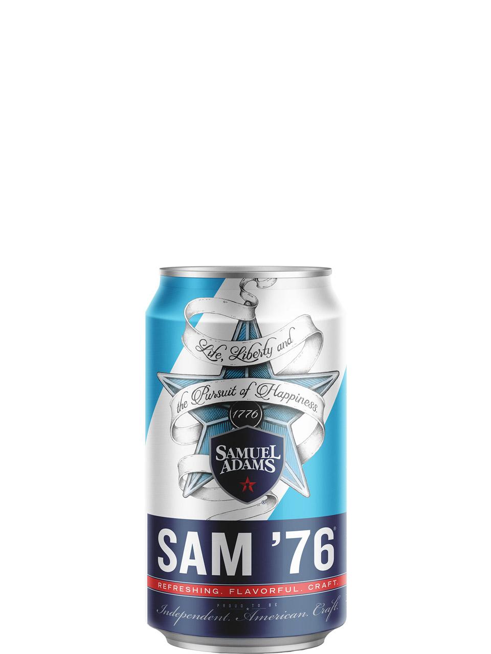 Samuel Adams '76 6 Pack Cans