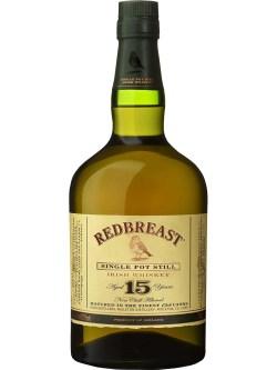Redbreast 15YO Irish Whiskey