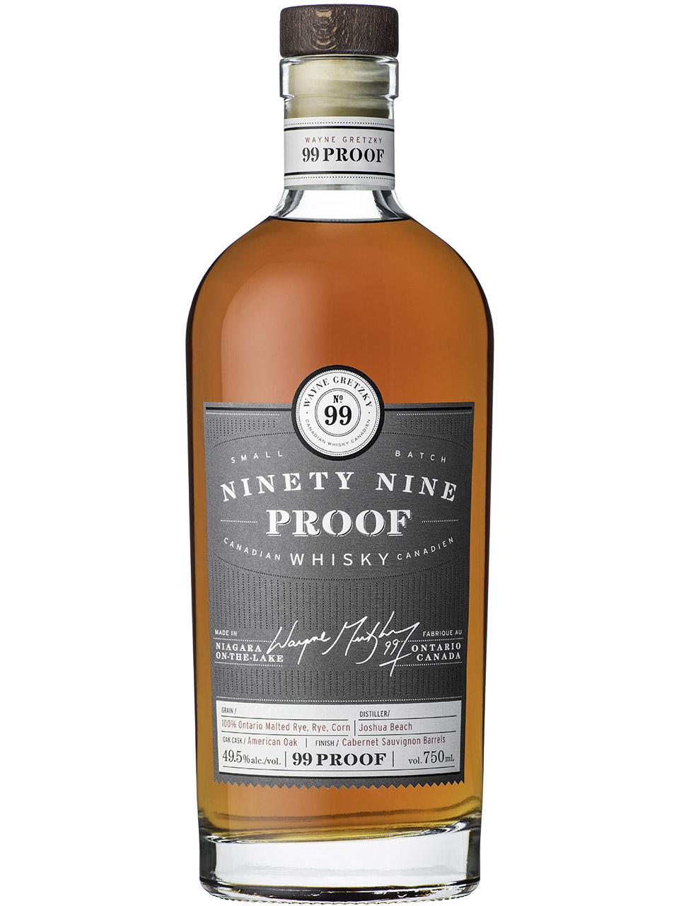 Wayne Gretzky Ninety Nine Proof Whisky