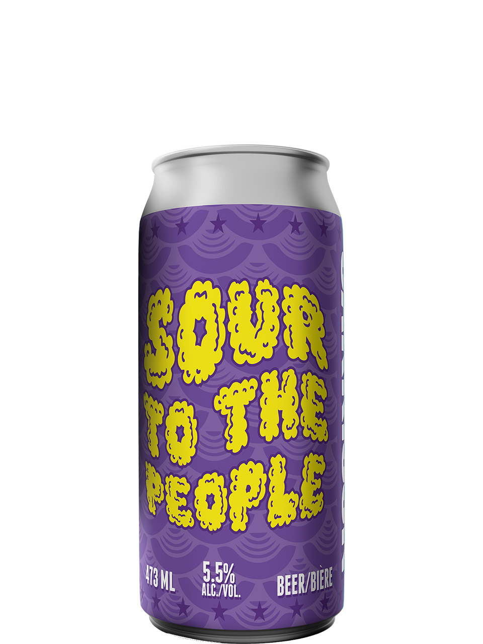Garrison Sour to the People 473ml Can