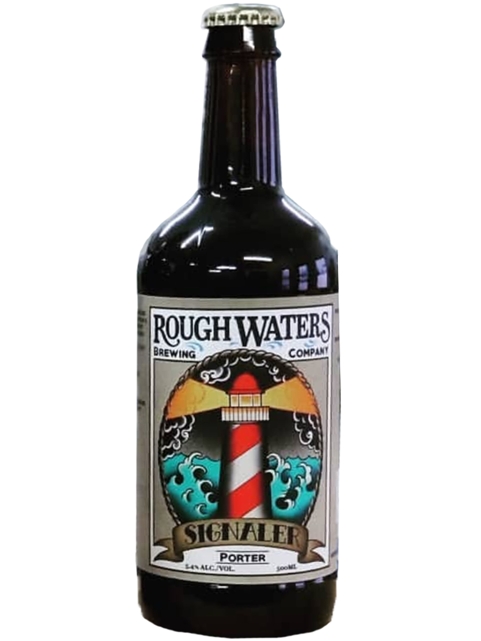 Rough Waters Signaler 500ml Bottle