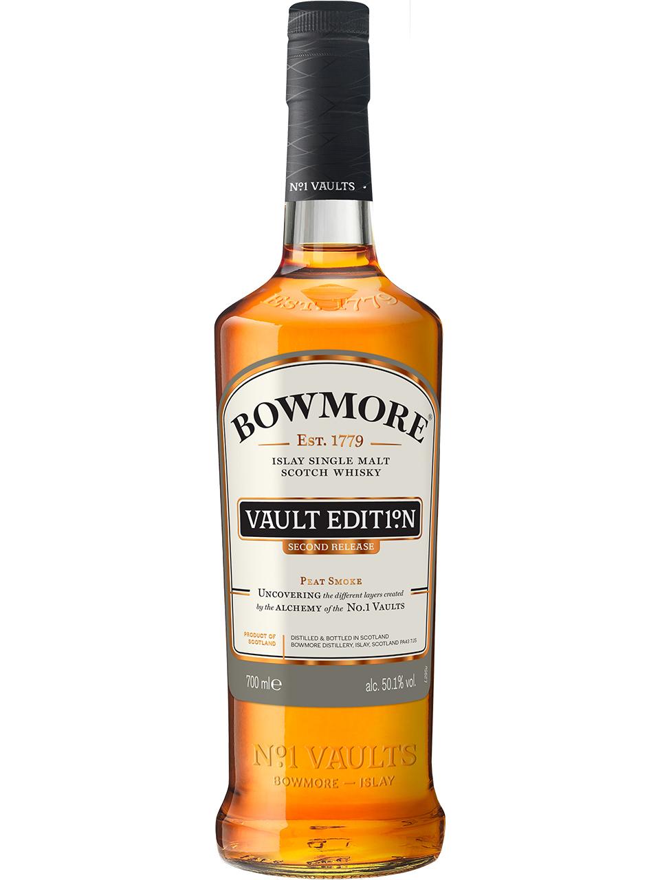 Bowmore Vaults Edition 2 Peat Smoke Single Malt